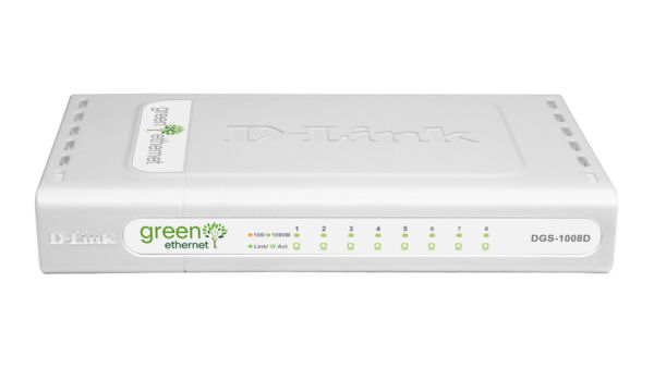 Green Ethernet Switch