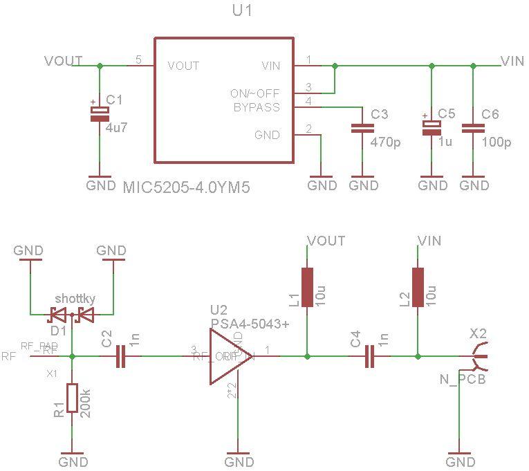 Apollo-NG - Active Wideband Receiver Antenna for your SDR
